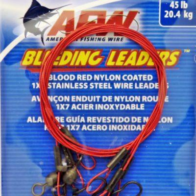 AFW American Fishing Wire teräsperuke