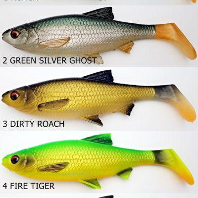 Savage Gear 3D River Roach kaksi eri kokoa
