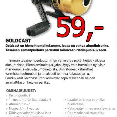 Daiwa Goldcast Umpikela