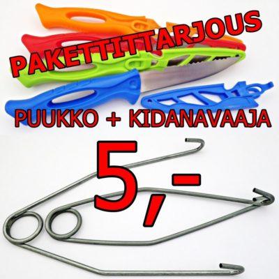 Kalapuukko ja kidanavaaja rst