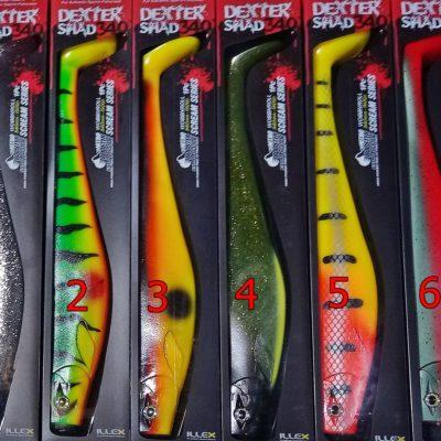 Illex Dexter Shad 340